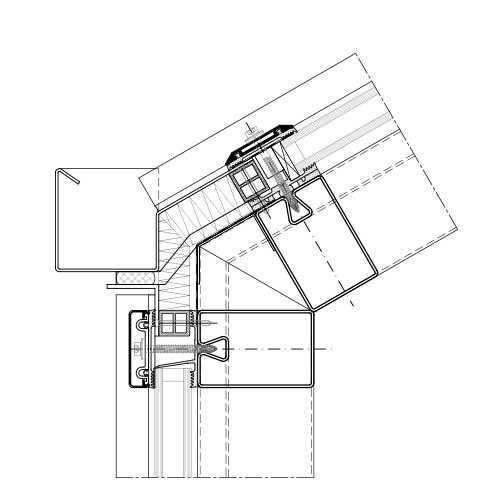 pfosten riegel system schraubrohr stabalux sr. Black Bedroom Furniture Sets. Home Design Ideas