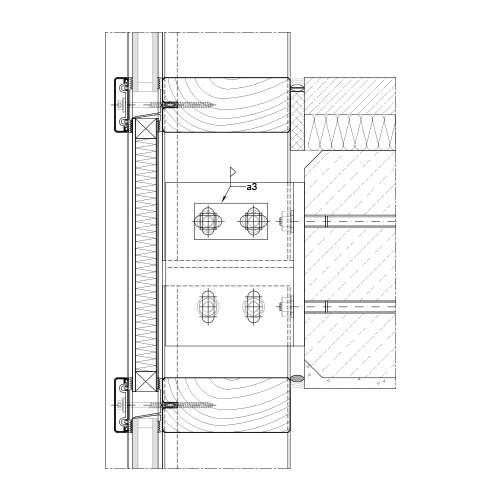 pfosten riegel system stabalux h. Black Bedroom Furniture Sets. Home Design Ideas