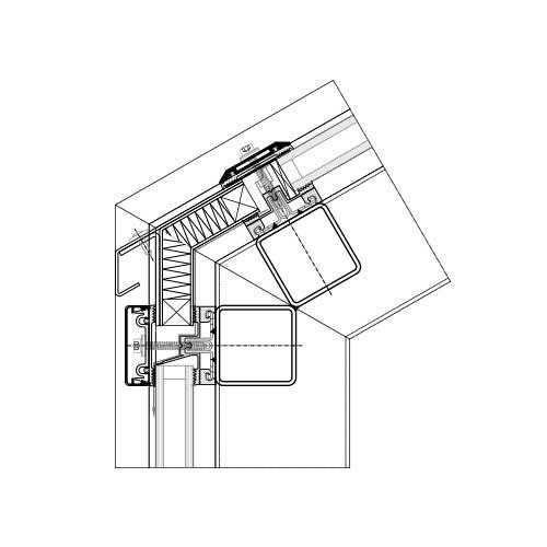 mur rideau et verri re syst mes acier stabalux ak s. Black Bedroom Furniture Sets. Home Design Ideas