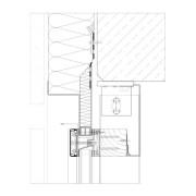 Plafondaansluiting