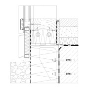 Pied de façade