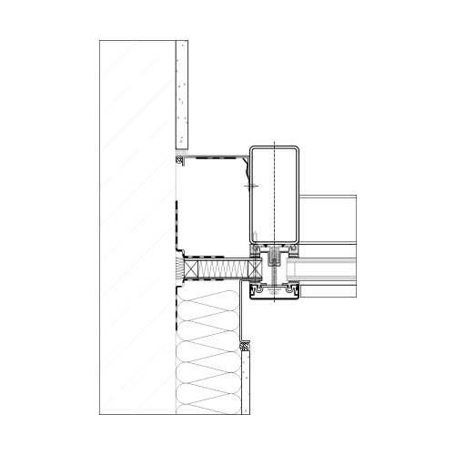 überdachter Vorbau Am Haus: Glasdach Anschluss Wand. Vordachsystem Vordach Aus