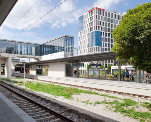S-Bahnhof München