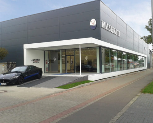 Autohaus Maserati Leipzig