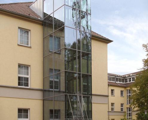 Aufzugsverglasung Hannover