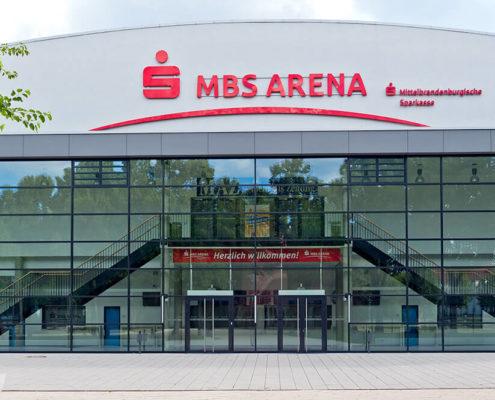 MBS Arena Potsdam